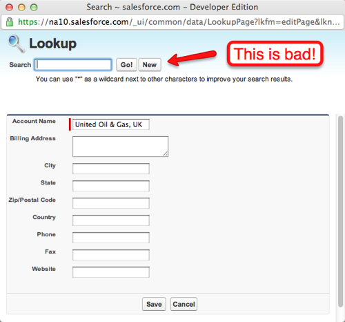 how to enable customize application salesforce
