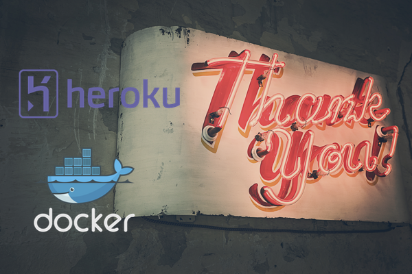 Deploying Apps to Heroku with Docker
